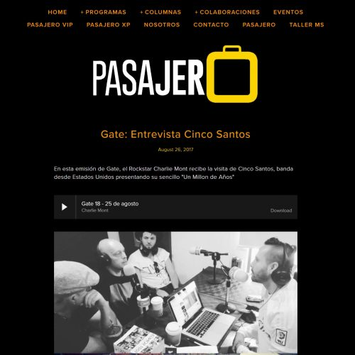 CS-Pasajero